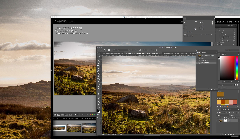 Photoshop Integration